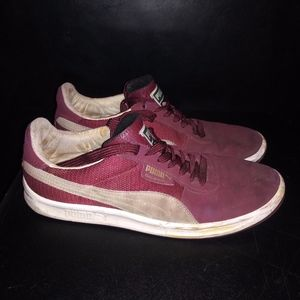 Puma California shoes sz 9